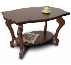 Журнальный стол Берже-1 темно-коричневый
